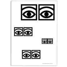 Ögon av Olle Eksell